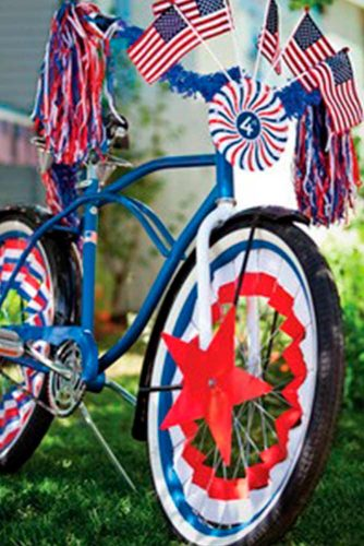 Independence Day Decoration that Can Be Done with Children picture 4
