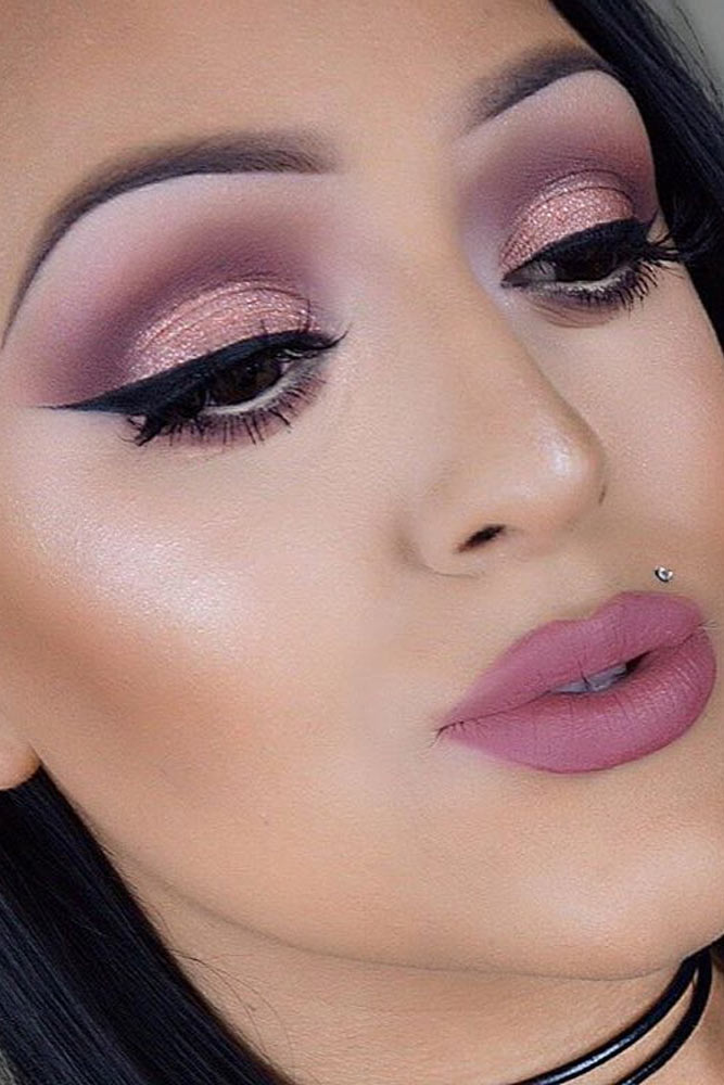 27 awesome homecoming makeup ideas glaminati - Tendance make up 2017 ...