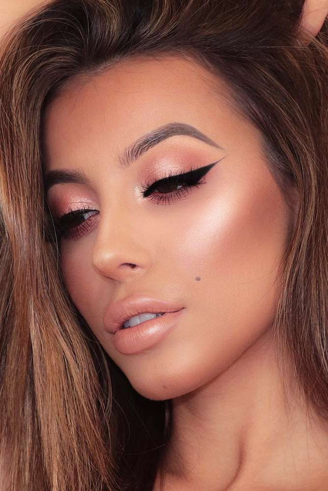 Trending Homecoming Makeup Ideas picture 1