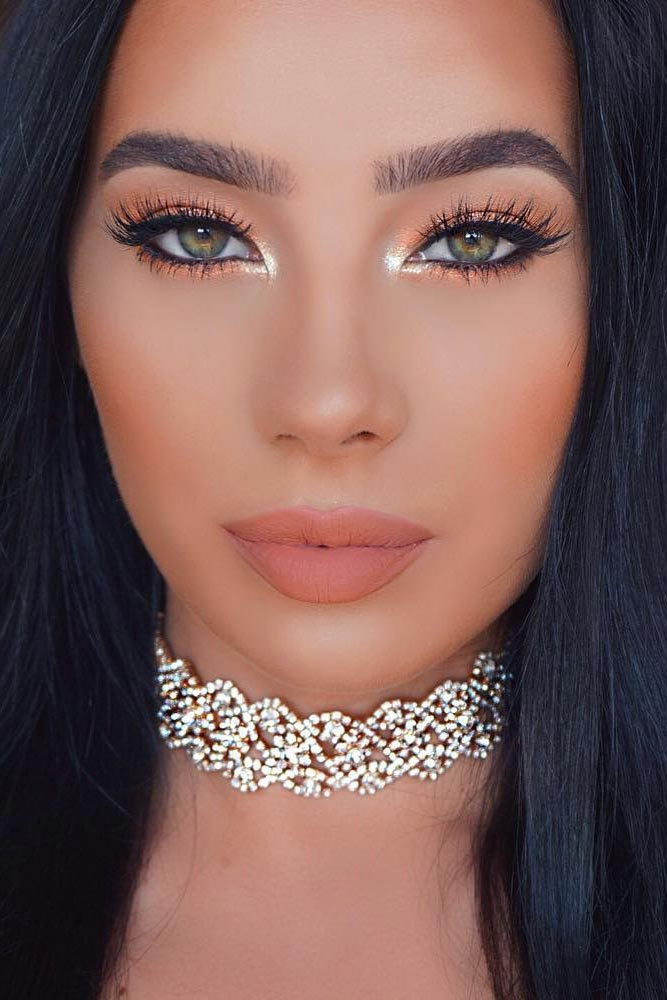Adorable Day Night Makeup Looks picture 4