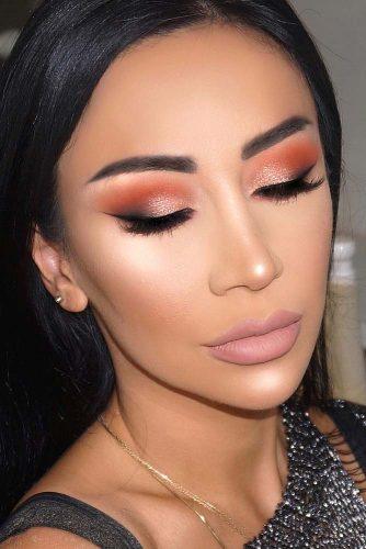 Smokey Eye Homecoming Makeup Ideas