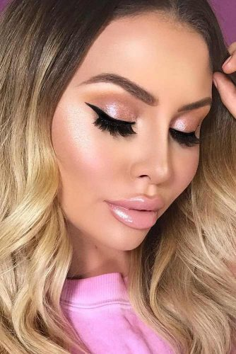 Adorable Day Night Makeup Looks picture 3
