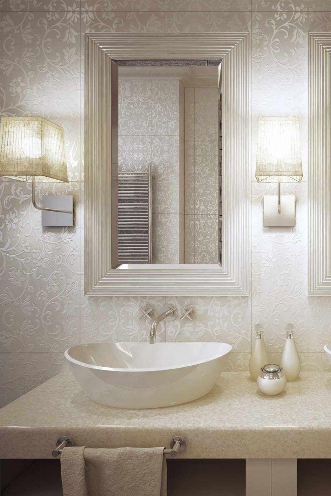 Vintage Bathroom Vanity Decor