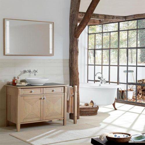 Cabinet Vintage Bathroom Vanity #vintagevanity