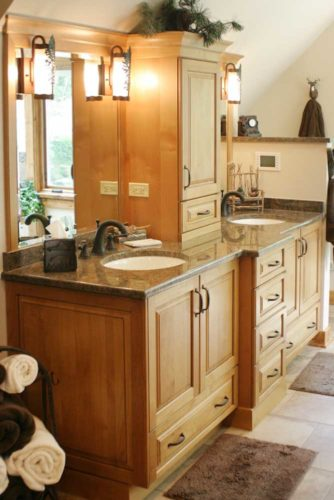 18 Amazing Bathroom Vanities Design Ideas