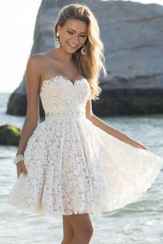 27 Most Beautiful Homecoming Dresses