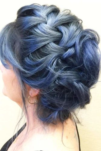 Cute Updos for Short Hair picture 6