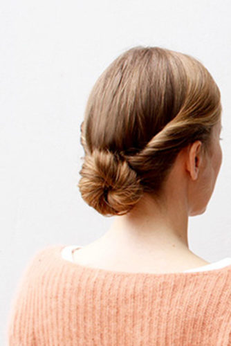 Stylish and Easy Updos for Short Hair picture 2