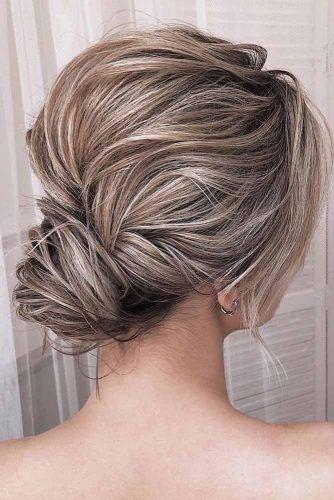 How Do You Do  A Chignon With Short Hair? #chignon #bunhairstyles