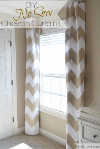 36 Ways to Use Chevron Pattern at Home