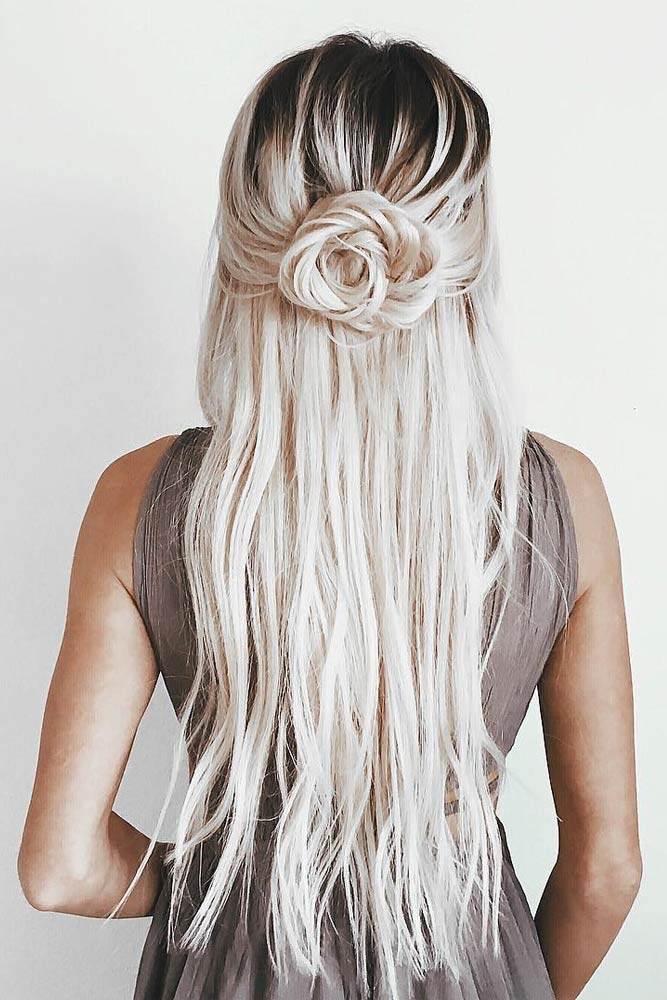 Beautiful and Easy Hairstyles for Homecoming picture 2