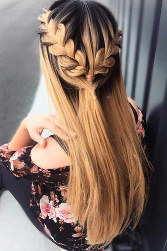 Fabulous Ideas of Homecoming Hairstyles for Long Hair picture picture 3