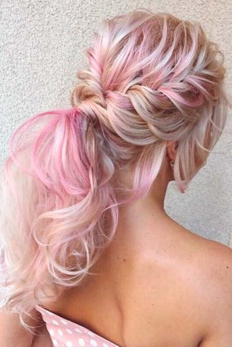 Fabulous Ideas of Homecoming Hairstyles for Long Hair picture picture 1