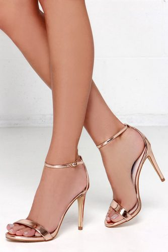 36 Cute Homecoming Shoes for Pretty Girls