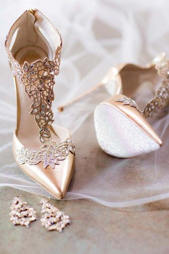 Glam Homecoming Shoes with Crystals picture 3