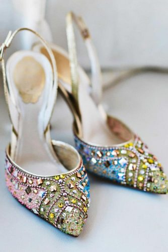 Glam Homecoming Shoes with Crystals picture 4