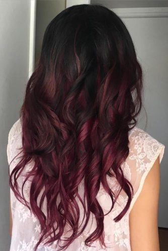17 Great Ombre Styles for Darker Ombre Hair