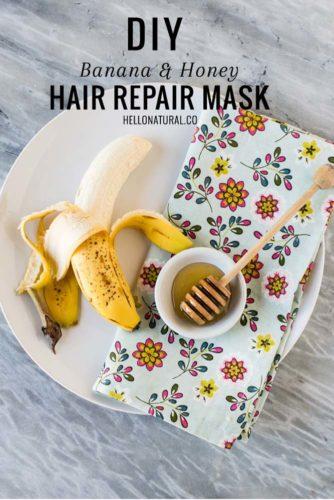 9 DIY Hair Masks, Including a Hair Mask for Dry Hair