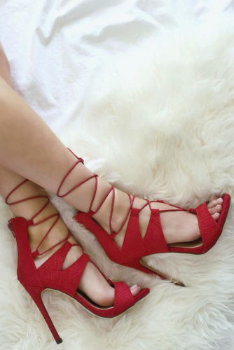 45 Cute Homecoming Shoes for Pretty Girls
