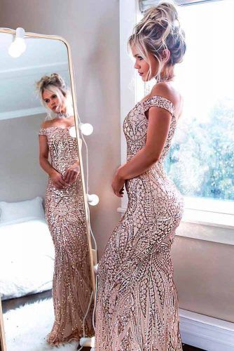 Long Sparkly Dress #sparklydress #longdress
