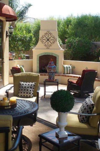 36 Amazing Outdoor Fireplace Ideas