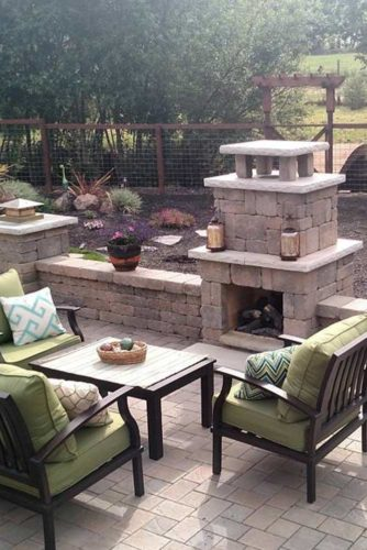 36 Amazing Outdoor Fireplace Ideas