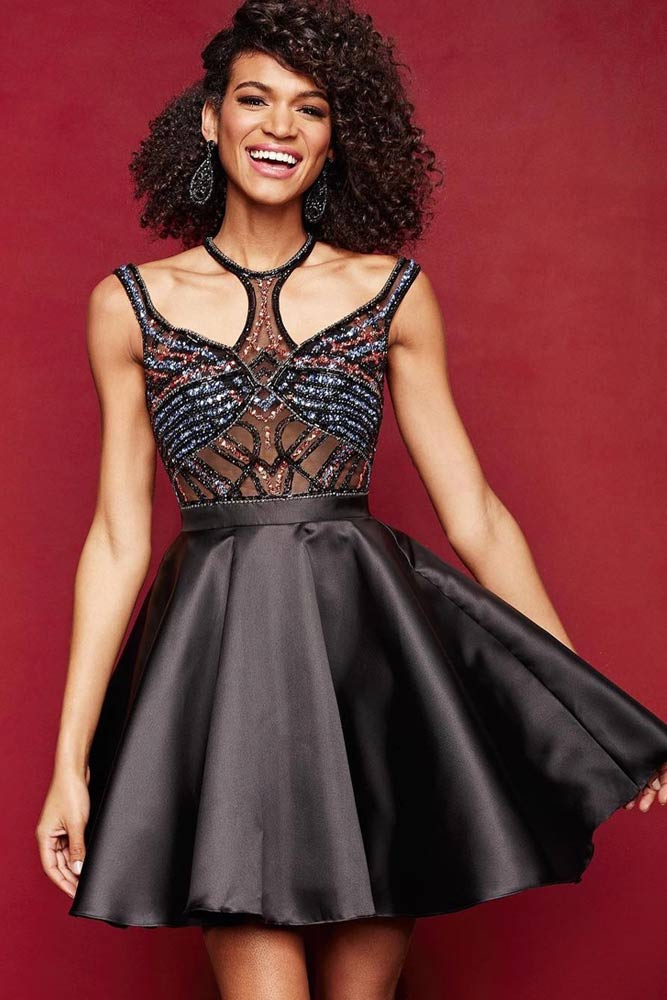 Cute Homecoming Dresses picture 3