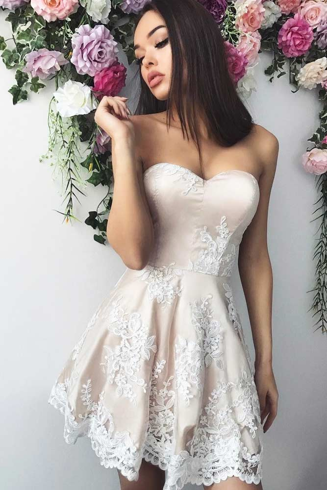 Cute Homecoming Dresses picture 2