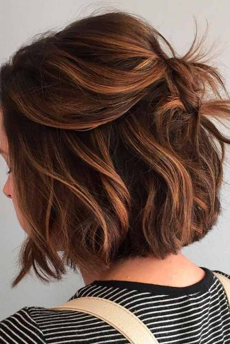 Trendy Styling for Short Hair picture 5