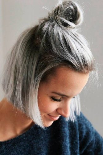 Trendy Short Hairstyles for Stylish Look picture 1