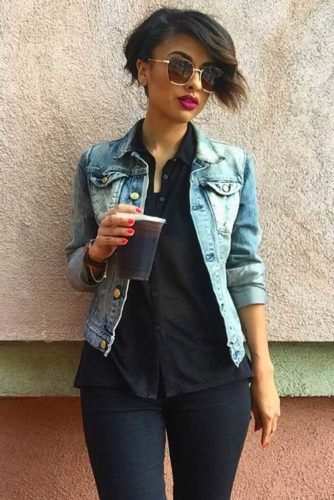 39 Everyday Short Hairstyles for Black Women