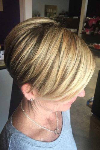 Short Stylish Layered Hairstyles picture1