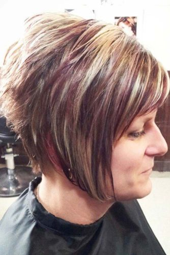 Short Stylish Layered Hairstyles picture2