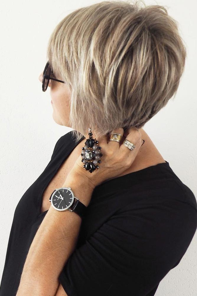 Trendy Ideas for Short Hairstyles picture 3