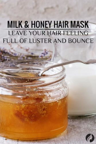 9 Simple Homemade Hair Masks for Dry, Brittle Hair