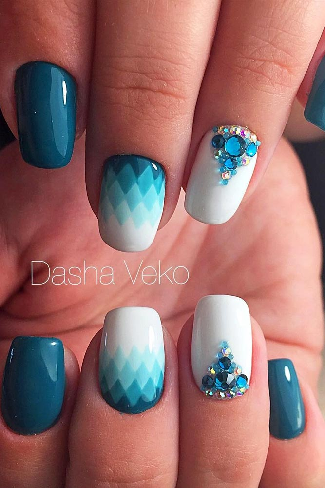 Pattern Summer Nail Art Designs picture 3