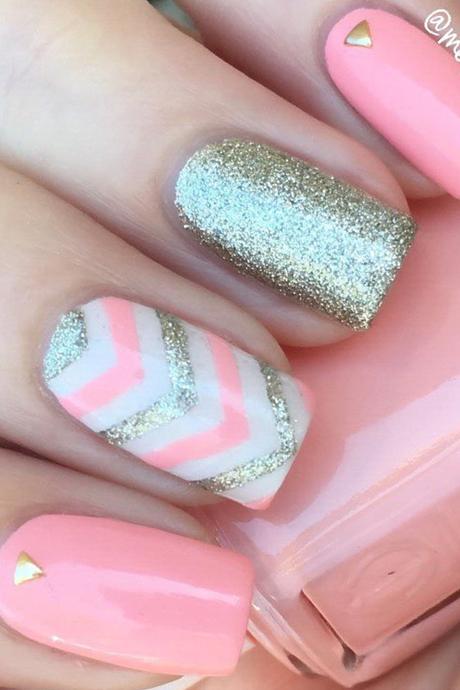 Pattern Summer Nail Art Designs picture 2