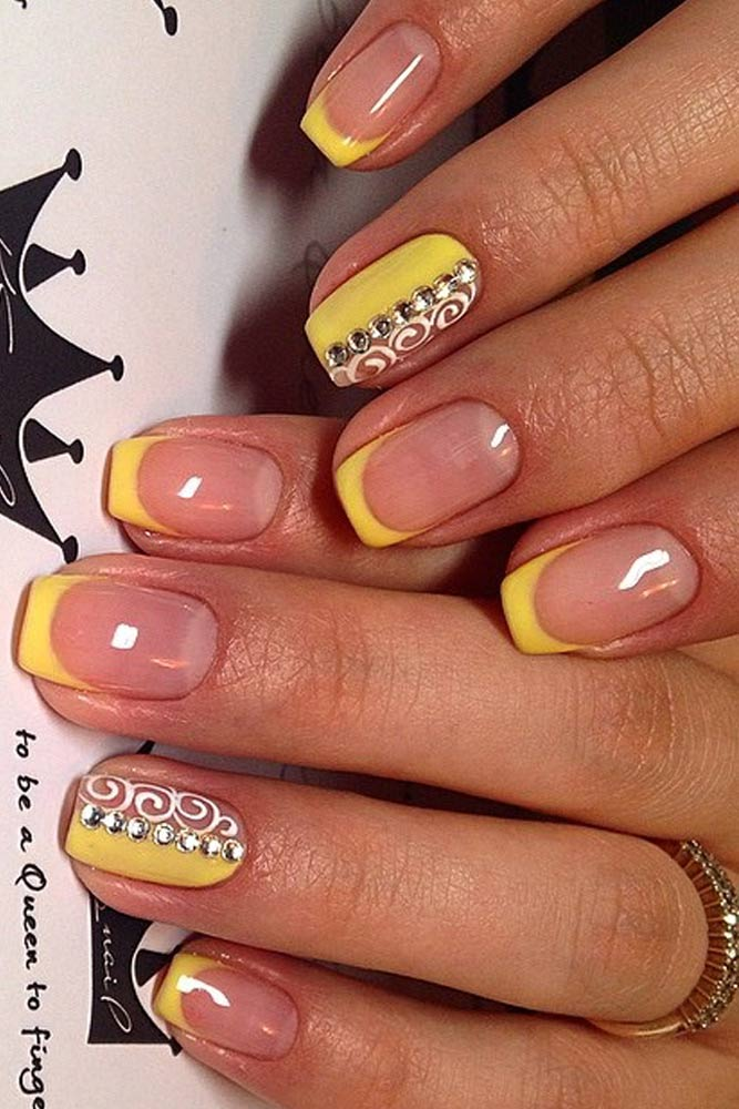 Eye Catching Summer Nail Art Designs picture 1