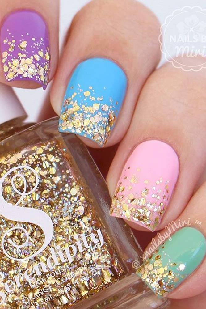 Lovely and Trendy Nail Art Ideas picture 1