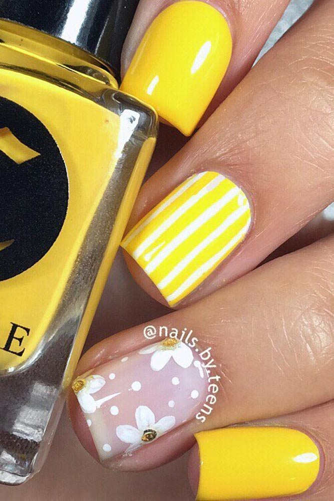 Lovely and Trendy Nail Art Ideas picture 3
