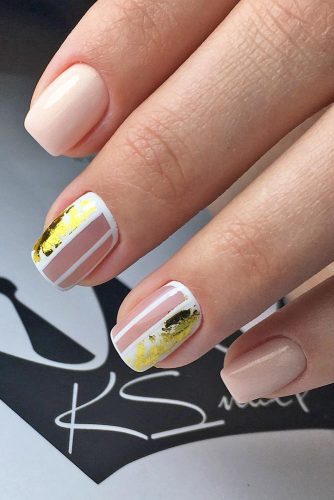 Lovely and Trendy Nail Art Ideas picture 4