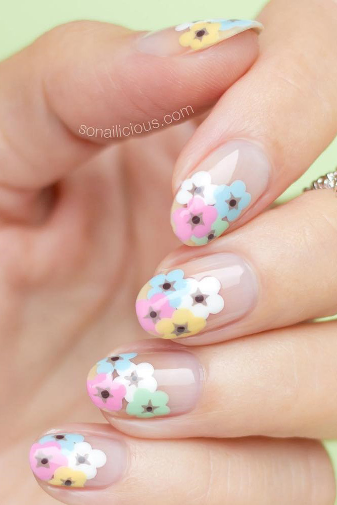 Lovely and Trendy Nail Art Ideas picture 5