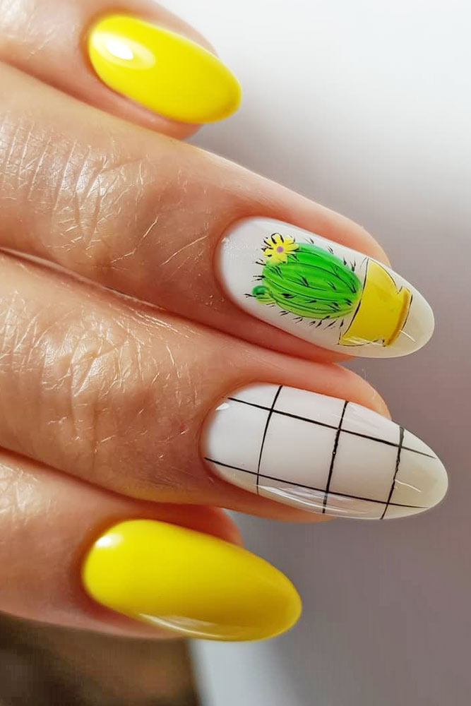 Pretty Summer Nail Art Designs picture 5