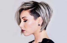 Classy and Fun A-Line Haircut Ideas - Hairstyles for Any Woman