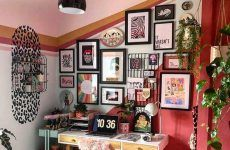 Cool Gallery Wall Decorating Ideas