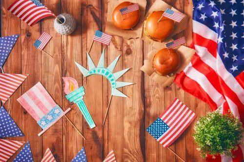 54 Creative Ideas For The 4th Of July Decorations