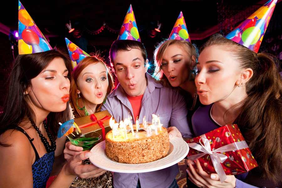 Ten Original Birthday Party Ideas