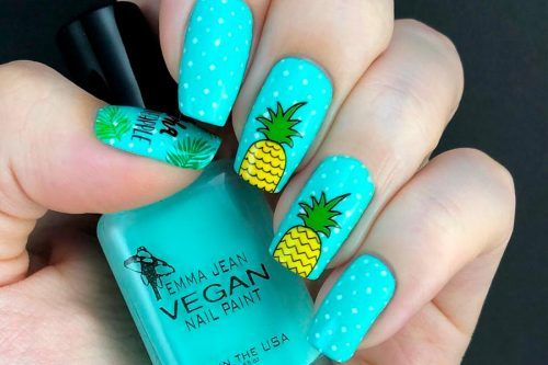 120+ Special Summer Nail Designs For Exceptional Look