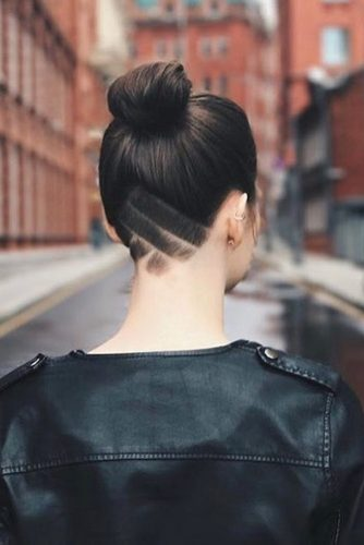Beautiful Pattern Undercut picture 1