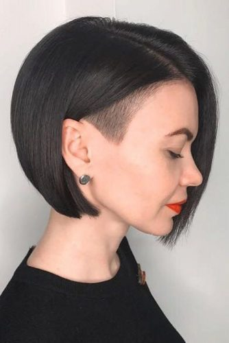 Trendy Undercut Hair picture 2